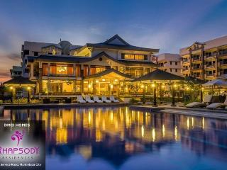 Rhapsody Residences Resort Condo Metro Manila II - Manila vacation rentals