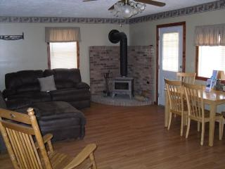 Located on 68 Private Acres with a Stocked Pond - Gary vacation rentals