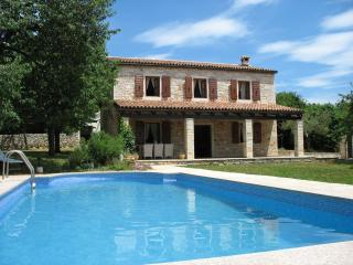 Stone villa with pool  tranquil location in Istria - Porec vacation rentals