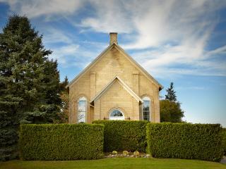 1869, charming yellow brick church- SummitHaven B - Hamilton vacation rentals