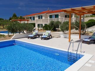 AdriaBol Luxury Villa with pool Oliva 2 - Bol vacation rentals