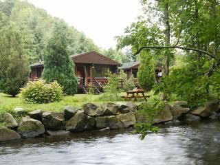 Riverside Log Cabins 3 - Comrie vacation rentals