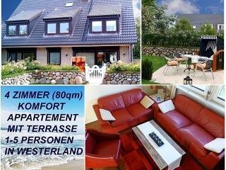 Ferienwohnung auf Sylt - Sylter Deichwiesen - Westerland vacation rentals