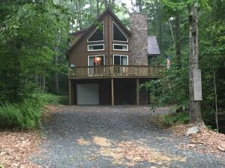 Upscale Arrowhead Lake Chalet w/Fplc, Fpit, WiFi - Pocono Lake vacation rentals