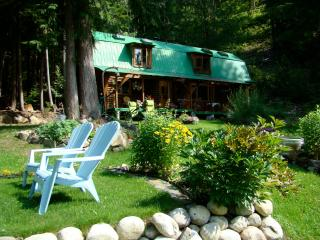 Cottage in Hills, BC, Canada - New Denver vacation rentals