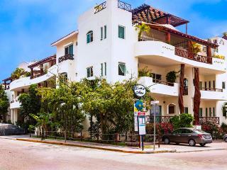#207 Las Olas Condo Buena Vida - Just Steps from Mamitas Beach and 5th Avenue - Playa del Carmen vacation rentals