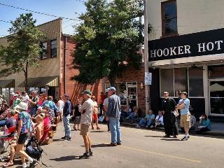 The Hooker Hotel-