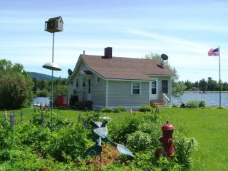 #131 Cottage on water`s edge with 360 degree views! - Greenville Junction vacation rentals
