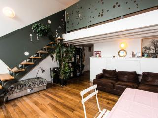 Charming Loft Montmartre - Paris vacation rentals