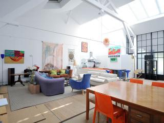 Massive Artist Loft, light,terrace, Paris 3B 2b - Paris vacation rentals
