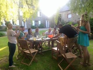Fanoville Farmhouse - Quettehou vacation rentals