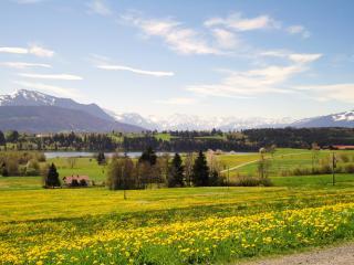130 m² mit Bergsicht im ; 130 m² with mountainfew - Waltenhofen vacation rentals