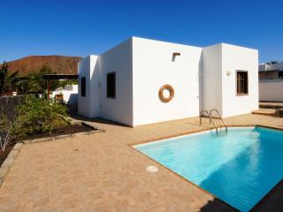 Villa los Claveles private Pool 3 bedrooms  (typeA) - Playa Blanca vacation rentals