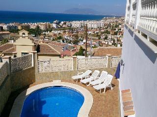 Spacious villa with private pool - Rincon de la Victoria vacation rentals