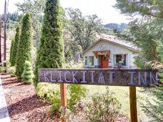 Klickitat Riverfront: Main Lodge - Klickitat vacation rentals