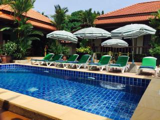 KAMALA  BEACH,PHUKET,BEAUTIFUL 5 BEDROOM VILLA 2 - Kamala vacation rentals