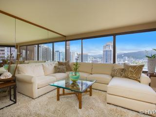 MONTHLY Discovery Bay 3206 1 Bedroom Ocean Views - Waikiki vacation rentals