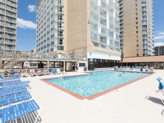 On The Beach- Sands Ocean Club Rental with Pool - Myrtle Beach vacation rentals