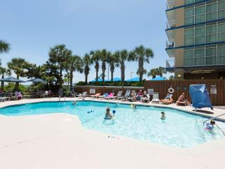 Family Friendly Ocean Front Condo with Gym, Sauna, and Jacuzzi - Myrtle Beach vacation rentals