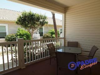 Cozy 1/1 Condo w/a Great Lagoon Style Pool! - Corpus Christi vacation rentals