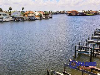 Padre Island Getaway is a Canal front Condo with Boat Slip and Great Views! - Corpus Christi vacation rentals