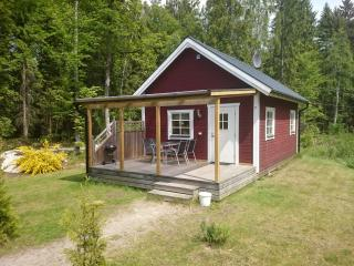 Cottage Abborren with lake view (free Wi-Fi) - Almhult vacation rentals