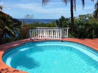 HIBISCUS COTTAGE - Marigot Bay vacation rentals