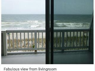 Gorgeous Oceanfront Condo in Heart of Beach Haven - Beach Haven vacation rentals