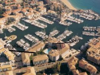 Bord de mer Port Fréjus, plage 3' à pied, piscine - frejus vacation rentals