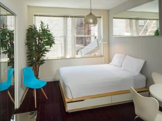 Lower East Side Studio for Four in Elevator Buildi - New York City vacation rentals