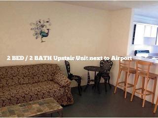 2 Bedroom Upstairs Unit next to Airport - PETS OK - Las Vegas vacation rentals