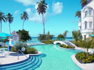 Beachfront bungalow with AC. AA DOL - Barbados vacation rentals