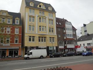 Appartement möbliert - Bremerhaven vacation rentals