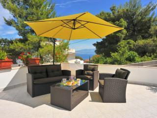 Sutivan isola di Brac 2 camere Terrazzo vista mare - Sutivan vacation rentals