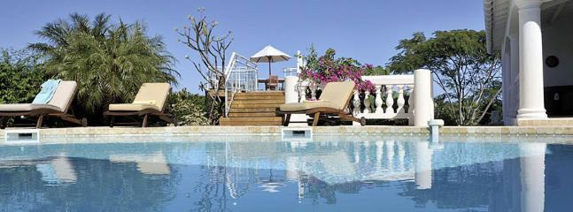 SPECIAL OFFER: St. Martin Villa 523 Located In St. Martins Prestigious And Quiet Lowlands, By Plum Bay. - Terres Basses vacation rentals