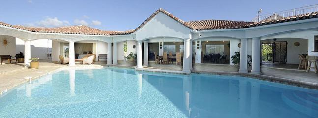 Villa Jasmin SPECIAL OFFER: St. Martin Villa 524 Located In St. Martins Prestigious And Quiet Lowlands, By Plum Bay. - Terres Basses vacation rentals