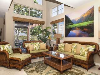 FALL SPECIAL 5TH NIGHT FREE, 3 BEDROOM, 3 BATH at Mauna Lani Golf Villas - Kamuela vacation rentals