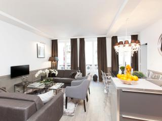 THE RESIDENCE - LUXURY 3 BEDROOM PARIS CENTER 1 - Paris vacation rentals