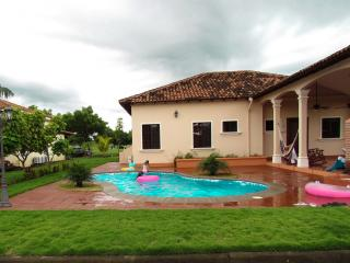 Nicaragua 3 bedroom beach house with private pool - Masachapa vacation rentals