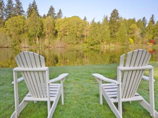 Gig Harbor Secluded Rural Waterfront - Kayaking! - Gig Harbor vacation rentals