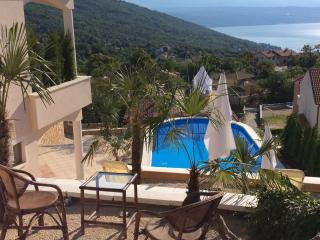 Apartment in Beauty Villa Georgina with sea view - Opatija vacation rentals