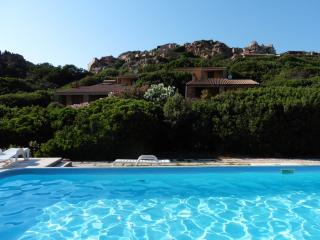 Villa Olivastro with swimming pool - Costa Paradiso vacation rentals