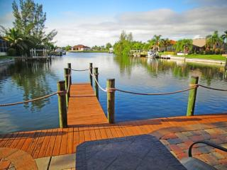 Gulf access home with southern exposure! - Cape Coral vacation rentals