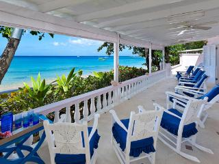This villa is literally on Mullins beach in St. Peter. BS AIR - Barbados vacation rentals