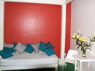 Central Flat with 360 degree view terrace - Oaxaca vacation rentals