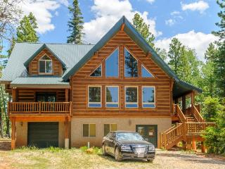 Moccisan Lodge is a Beautiful Family Cabin - Duck Creek Village vacation rentals