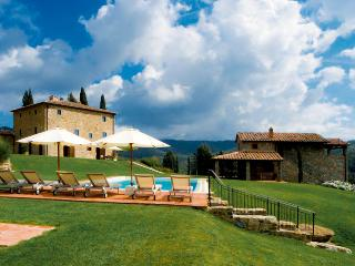 La Maccinaia, Sleeps 10 - Bucine vacation rentals
