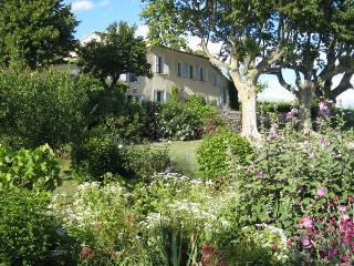 Aubignan Bleu, Sleeps 10 - Loriol-du-Comtat vacation rentals