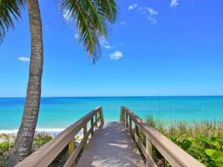 Beachfront Ground Level Suite - Completely Remodel - Siesta Key vacation rentals
