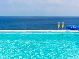 Sailing blue beach  villa - Oia vacation rentals